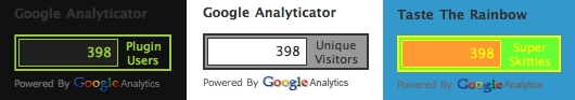 google-analycator