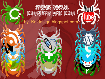 Spider_social_icons_pack_by_koidesign